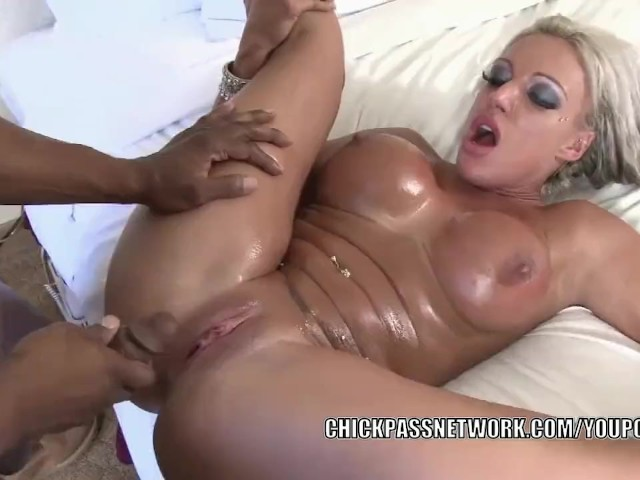Busty brooke takes cock in asshole 3