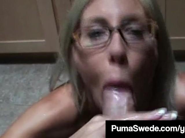 swedish cum facial