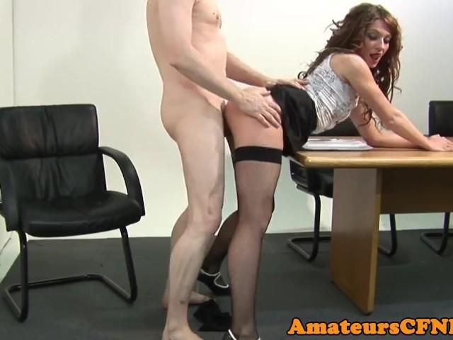 Woman on top amateur video