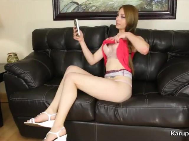 Nina Skye Dildo Fucks Her Pussy - Free Porn Videos - Cliporno