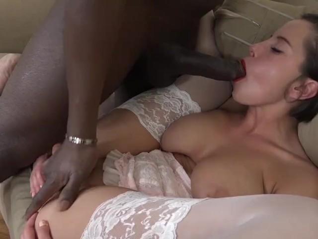 Ebony deep anal trailers