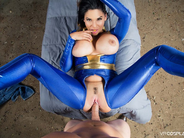 Vrcosplayx missy martinez fucks you in fallout xxx parody - 3 7