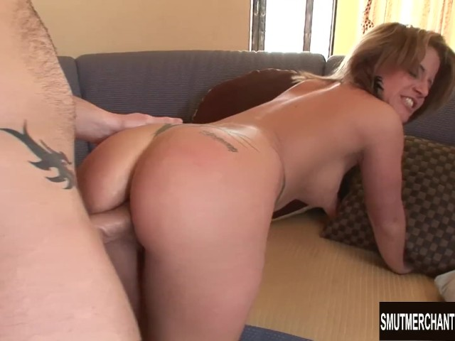 Mom takes it up the ass