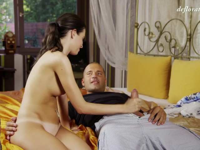 Thomas Stone and Marlenka Durova Having Sex