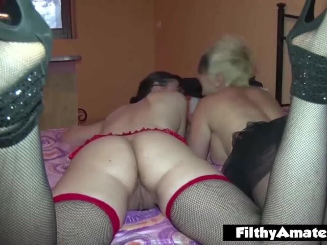 Milf lesbian seduction videos