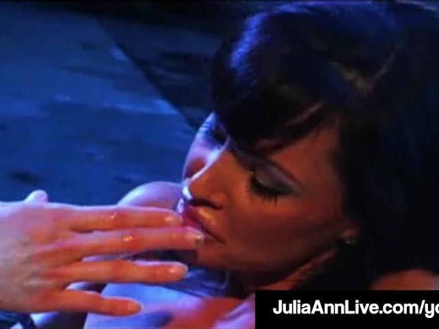 Julia ann lick