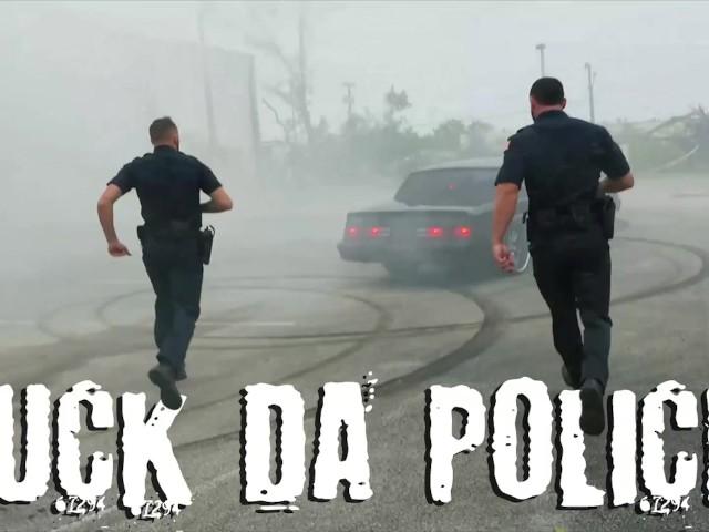 Gay Patrol - Fuck the Police? No, Home Boy, the Police Fuck You!