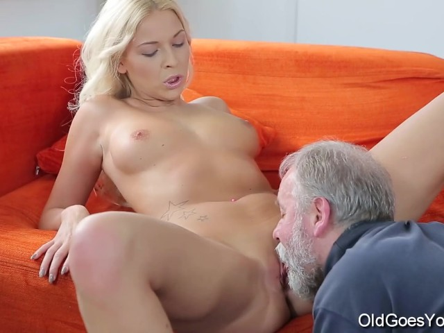 Sweet Blonde Comes to Her Old Teacher - Free Porn Videos - Cliporno