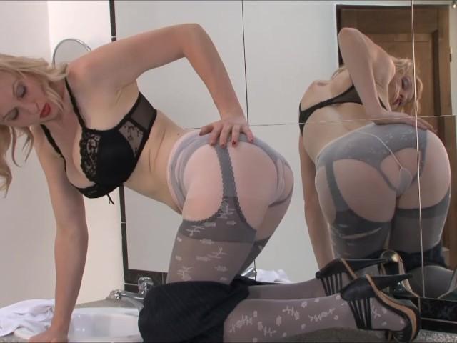 Stocking Videos - Extreme Nylon Secretary - Free Porn Videos - Cliporno
