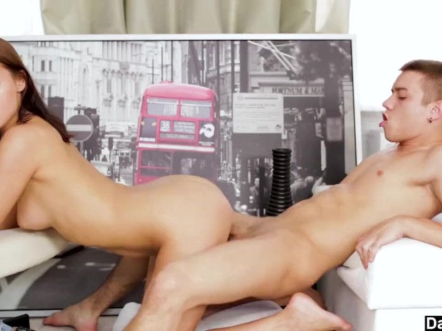 Young babe Kamila fucked on desk #1152633