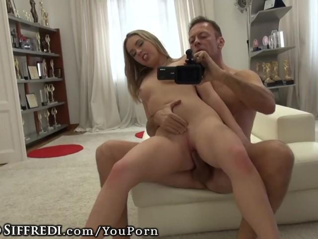 Ebony Girl Licking Pussy