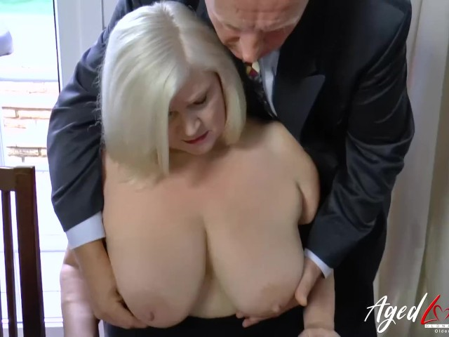 Agedlove businessman came to fuck busty mature 4