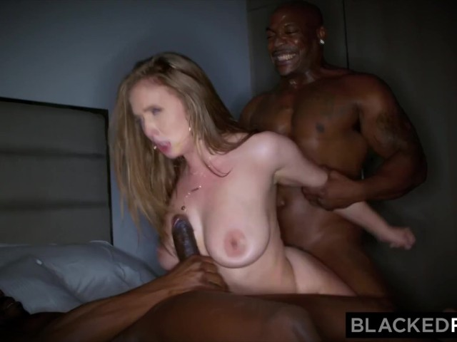 Blackedraw abigail mac takes on biggest bbc in the world - 2 5