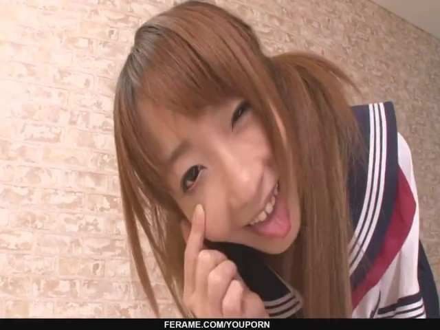 Sana Anzyu Toy Fuck Her Twat Then Gives a Sloppy Blowjob - More at Slurpjp.Com