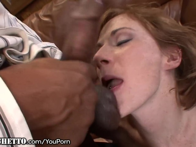 Dirty Slutty Redhead Begs for that BBC Creampie in her Asshole #1147404