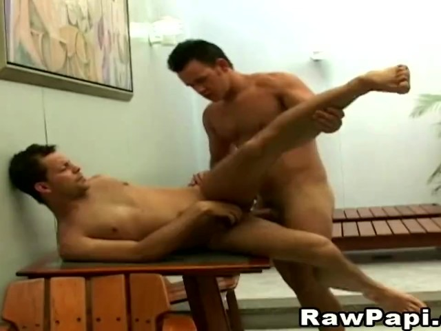 Hard Rough Anal Sex With Two Gay Latino - Free Porn Videos -8157