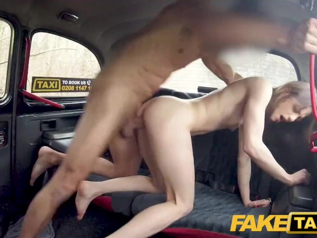 Fake Taxi Hard Fucking Rocks Taxi Cab With Tight Pussy Petite French Fox