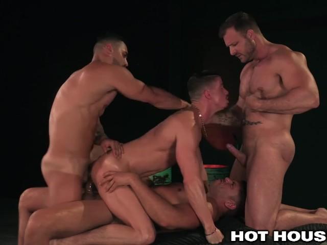 Women who like gay male porn
