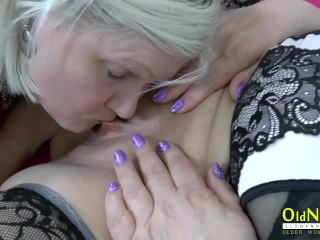 Oldnanny Two Busty Meaty Lesbian Milfs Playing - Free Porn Videos - Cliporno