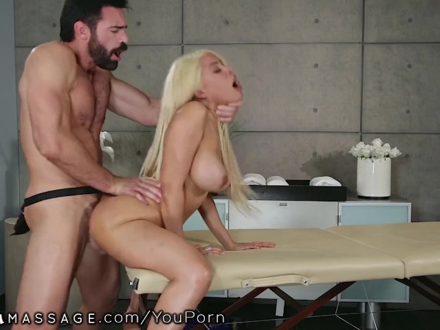Snotty Latina Put in Her Place %26 Squirts for Hung Masseur!