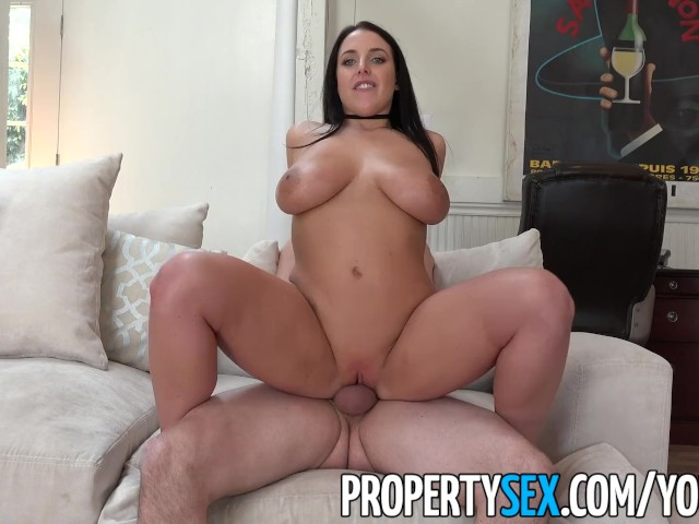 Propertysex busty tenant addicted to sex fucks landlord - 3 part 8