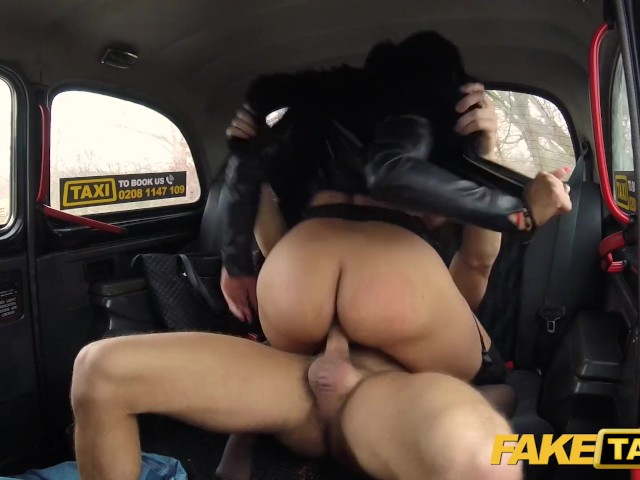 Fake Taxi Hot Latina Katina Moreno With Big Tits and Ass