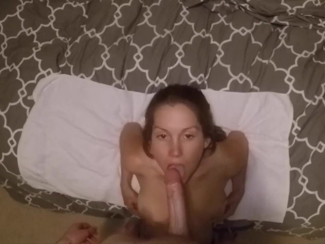 Me sucking YOUR cock while upside down until you cum on my face #1138463