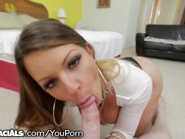 Brooklyn chase039s 2 fav things tit fucking amp sucking dick 5