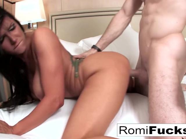 Romi Rain Gets a Good Fuck From a Big Cock