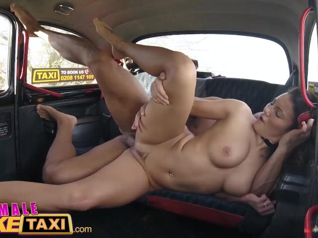 Female Fake Taxi Fit Taxi Driver Rides Cock Like a Pro - Free Porn Videos - Cliporno