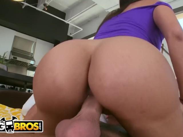 Bangbros - Latina Milf Mercedes Carrera Has a Very Impressive Big Ass - Free Porn Videos - Cliporno