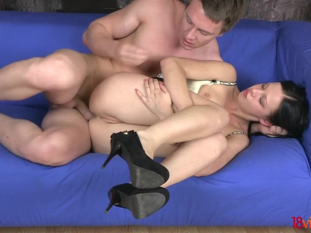 18 videoz evelyn cage dressing sexy for anal date 2