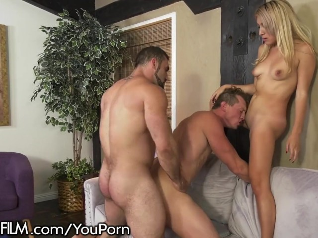 Devilsfilm Bisexual Wife Sharing and Ass Pounding 3some!