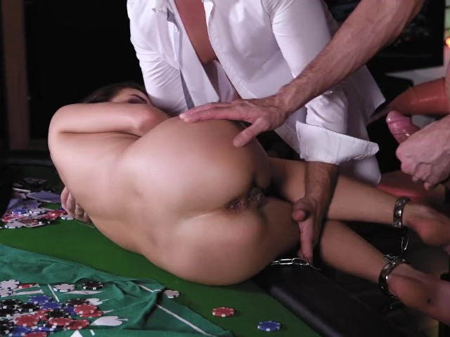 Pool Table Double Penetration