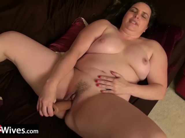 Usawives Pussy Closeup and Toys Play Compilation