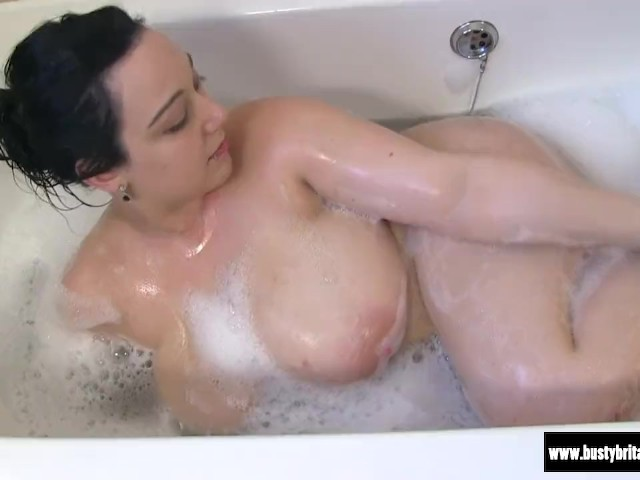 Nikkie Big Boobs And Ass Soaking #1185837