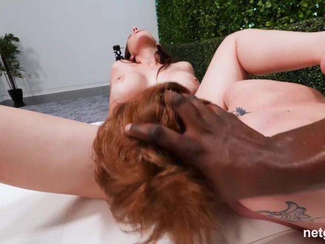 Creampie Eaten From Hot Milfs Pussy
