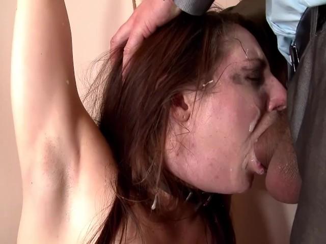 Fetish Slut Samantha Bentley Restrained, Roped & Deep Throat Face Fucked -  Free Porn Videos - YouPorn