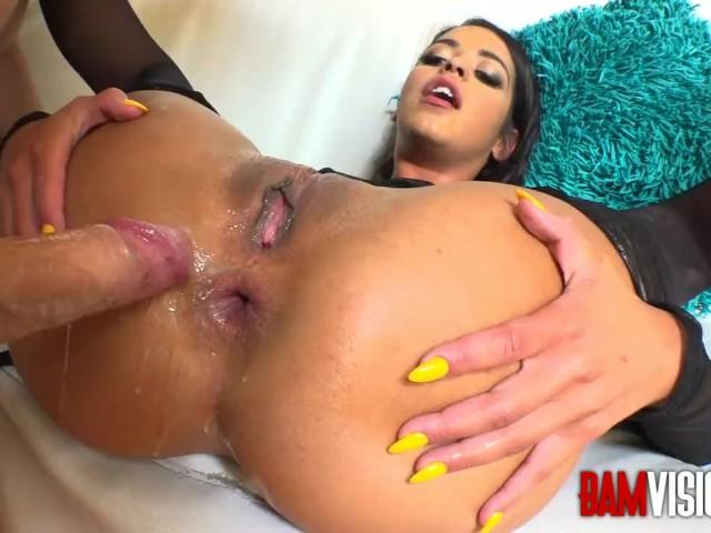 Latina Anal Slut Vienna Black Fucked By Huge Cock Free Porn Videos Youporn
