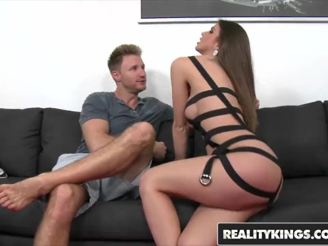 Reality Kings - Brooklyn Chase - Teen Shows Off Her New Fetish Outfit