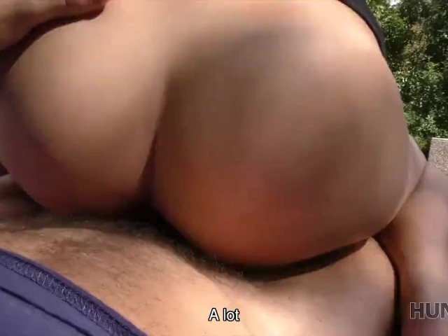 Hunt4k. Outdoor Sex for Money Is New Experience in Beauty's Life