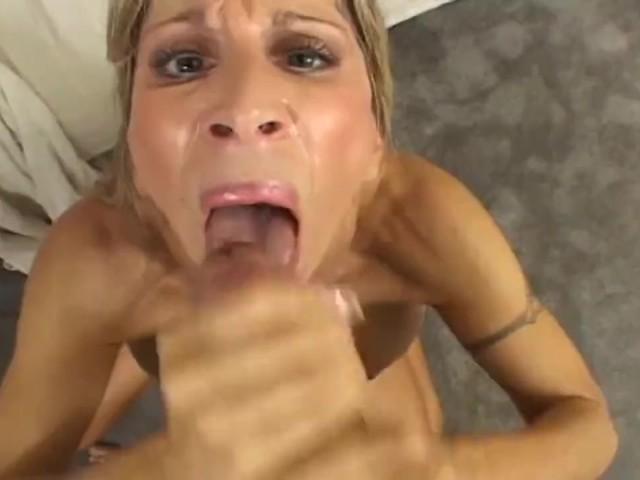 Amateur Milf Sluts Getting Cumshots!