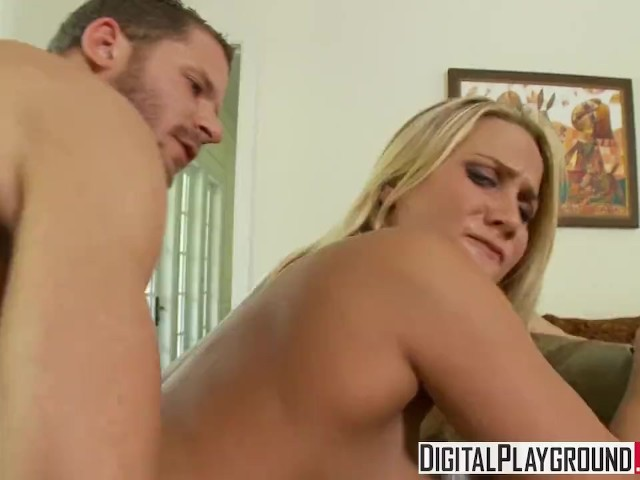 Digital Playground - Alanah Rae Shows Off Her New Boobs and Gets Fucked
