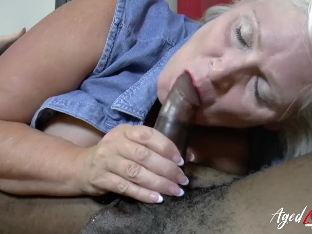 Agedlove Lacey Starr Interracial Hardcore Action