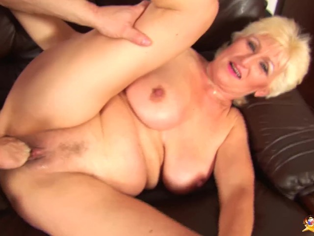 Busty Mom Fisted by Her Toy Boy