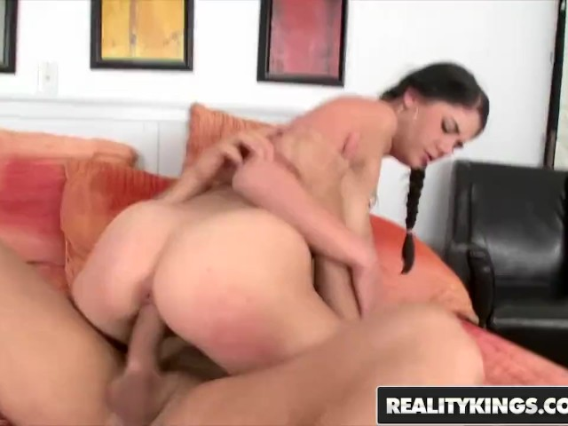 Reality Kings - Pigtailed Teen Brittney Banxxx Gets Exploited to Do Porn