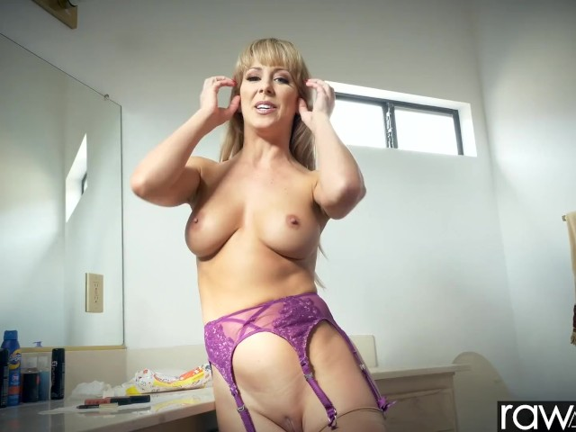 Rawattack - Cherie Deville Fucking a Monster Cock, Big Booty & Big Boobs
