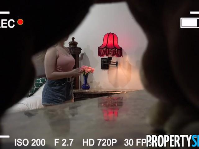 propertysex - troublemaker fucks her roommate after incident
