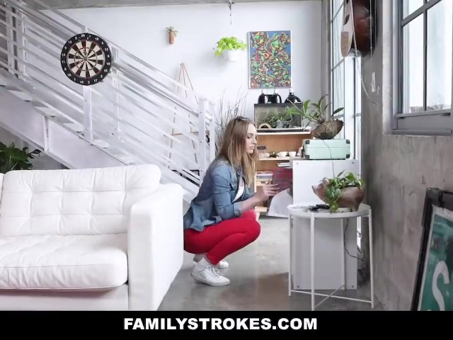 familystrokes - fucking my long lost step uncle