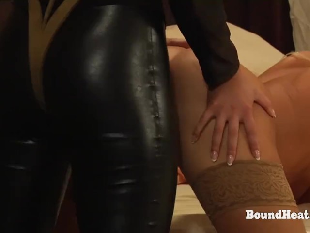 The Education of Erica: Deep Strap-on Penetration With Slave Training
